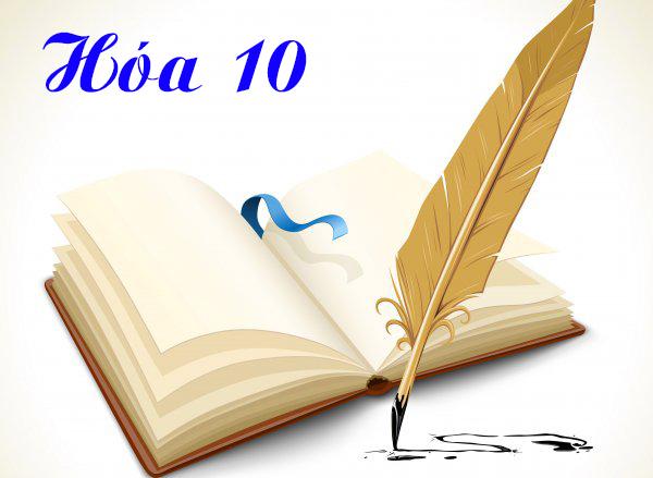 Hóa 10