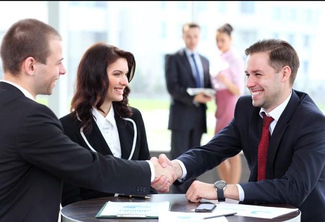 Nhân viên kinh doanh tiếng anh là gì
