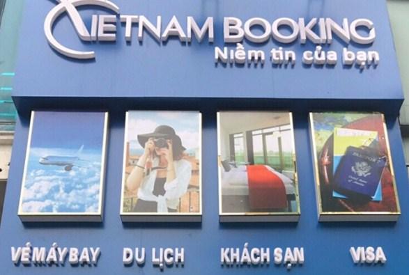 Công ty Cổ phần Việt Nam Booking