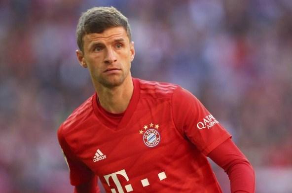 Thông tin cầu thủ Thomas Muller