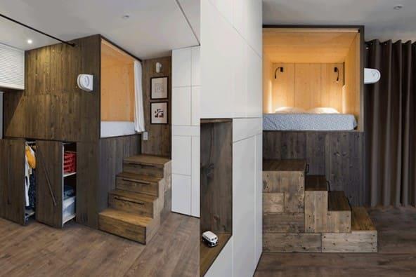 Những căn hộ đa năng, tiện lợi dần được nhiều người yêu thích lựa chọn