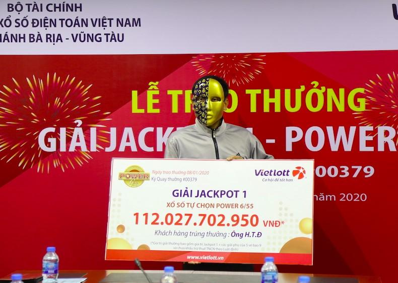 Người trúng Jackpot